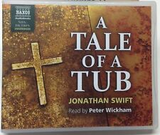 A Tale of a Tub by Jonathan Swift Audiobook - 4 CD Set - Read by Peter Wickham