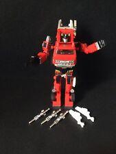 Transformers INFERNO G1 Hasbro 1980, 1982 Original Complete
