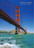 "SAN FRANCISCO - GOLDEN GATE BRIDGE - 91 x 61 MM 36 x 24"" ART POSTER"