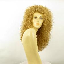 Perruque femme longue blond doré LIONNESS 24B