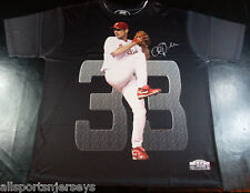 NWT CLIFF LEE THREE60 HI-DEF PHOTO SHIRT - MEDIUM