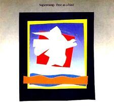 "12"" - SUPERTRAMP - FREE AS A BIRD (POP) SPANISH ISSUE 1987 NEW LISTEN *NUEVO OYE"