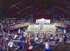 Northern Soul, Wigan Casino, Something Keeps Calling Me Back, A2 print