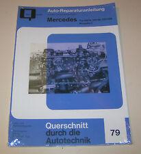 Reparaturanleitung Mercedes Heckflosse W 111 - 220 b, 220  Sb, 220 SEb - Bd. 1!