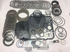 4l60E Master Rebuild Kit (97-03)w/hyper blue mps, vette servo,steels,band,filter