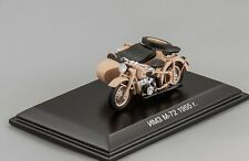 IMZ M-72 Motorcycles 1955 DIP Models resin 307206 1:43