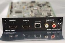 Crestron DMC-HD-DSP HDMI Input Card For DM-MD8x8 DM-MD16x16 DM-MD32x32