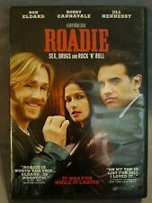 Roadie DVD OOP Hard to Find