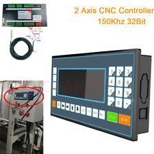 2Axis CNC Motion Controller System Servo Stepper 150KHz for CNC Router Milling