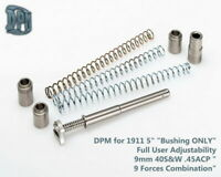 "DPM Recoil Reduction Guide Rod for Colt 1911 & Clone 5"" Barrel 9 Settings"