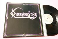 """Queensrÿche–Queensrÿche LP 12 """" Orig US 1983 EX"""