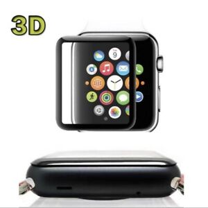 3D Screen Protector Full Cover Film For iWatch Apple Watch 3/2/1 38/42/40/44mm