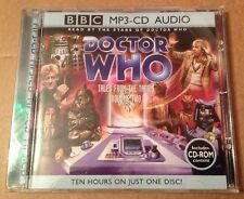 Doctor Who - Tales From The Tardis Volume Two MP3 Cd Soundtrack Ultra Rare!