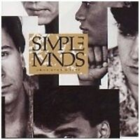 CD 8T SIMPLE MINDS ONCE UPON A TIME REMASTERED EDITION