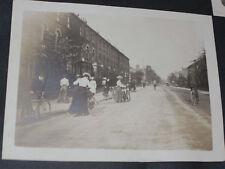 VINTAGE 1908 UK GREEN LANES CYCLING CLUB SOUVENIR ALBUM! PHOTOS! STORIES! MORE!