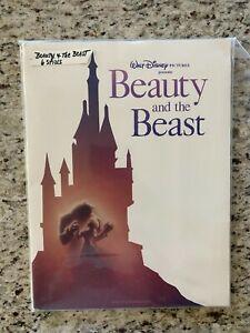 Beauty And The Beast Program, Press Kit, Slides, Photos.