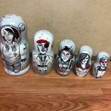 Nike Snowboardi 00004000 Ng Sb Rare Nesting Dolls (Incomplete Set) Grey (Free Shipping)