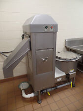 Hobart Commercial Pulper, Model: WS800, 3 Phase, 480 Volts. Nice Condition