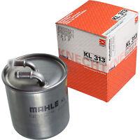 Original MAHLE / KNECHT Kraftstofffilter KL 313 Fuel Filter