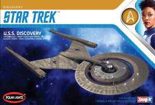 Star Trek Discovery NCC-1031 1/2500 Scale Model Kit by Polar Lights 26TPL25