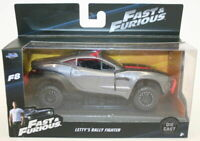 Jada 1/32 Scale Diecast Model Car 98302 Fast & Furious - Letty's Rally Fighter