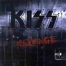 KISS : REVENGE (CD) Sealed