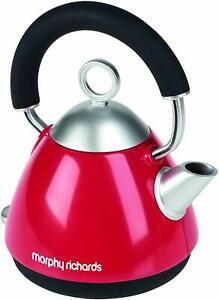 Casdon Morphy Richards Kettle Toy Small Child Size For Kitchen Role Play Fun