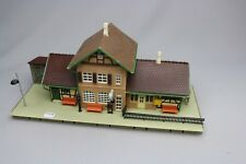 Y1118 Faller 105 maquette train Ho Talheim station gare Soissons assemblé