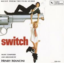 SWITCH by HENRY MANCINI  Pre Owned Soundtrack CD