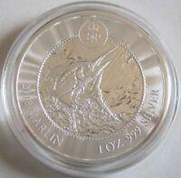 Kaiman-Inseln 1 Dollar 2018 Marlin 1 Oz Silber