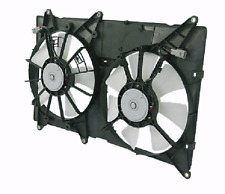 Dual Radiator Fan For Toyota Kluger Mcu28 2003-2007