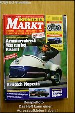 Oldtimer Markt 6/02 Opel Manta A 2800 TE Citroen SM