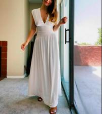 ZARA SS2020 CONTRAST WHITE DRESS SIZE S_M_L