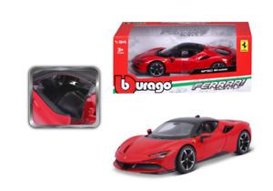 BBurago Ferrari -  1:24 Scale - SF-90 Stradale (HYBRID) - 44026028