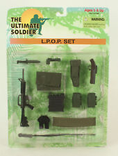 """The Ultimate Soldier L.P.O.P. Set  12"""" Soldier Gear 1997"""