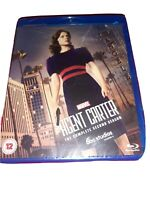 Marvel's Agent Carter: The Complete Second Season - Blu-ray Region A Free Shippi