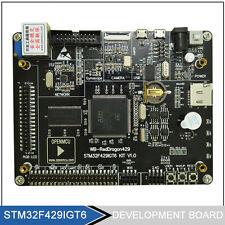 "Red Dragon STM32F429IGT6+4.3""TFT LCD Module / RGB screen / WIFI / USB / network"
