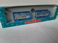2x 20FT Container Bayer Lackharze aus Bitterfeld passend zu  Curt Richter Albedo