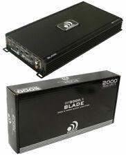 Massive Audio Amplifier Blade BP2000.1 Car Audio Monoblock 2000 watt (W)