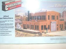 Ho Walthers Cornerstone Kit Allied Rail Rebuilders Still Sealed