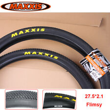 27.5*2.1 MTB Bike Tires 65PSI Bike Clincher Wheels Ultralight 1PC Flimsy Tyre
