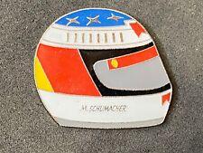 Michael Schumacher Ferrari F1 Formel1 Pin Anstecker Anstecknadel Helm