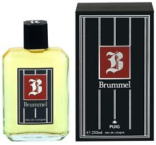 Eau de Cologne BRUMMEL 250ml FOR MEN Profumo Agua Colonia Brummel Hombre 250ml