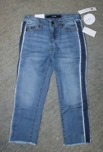 Joe's Jeans Girls High Rise Skinny Crop Jeans (The Charlie Crop) - Size 10 - NWT