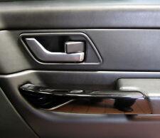 Black Piano Interior DOOR HANDLE PULL KIT Range Rover SPORT HSE HST Supercharged