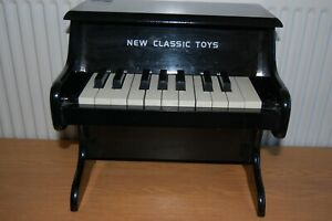 New Classic Toys Piano - Wooden Children's Musical Instrument