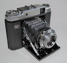 Zeiss Ikon Super Ikonta III Model 531/16 Tessar 75mm f:3.5 with case & lens hood