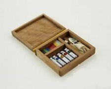 1:12 dollhouse miniature dollhouse accessories mini wooden box toy girl gift