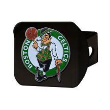 Fanmats NBA Boston Celtics Color 3D Black Metal Hitch Cover Delivery 2-4 Days