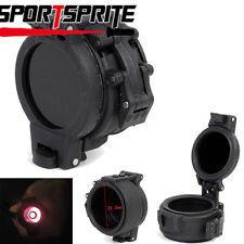 "1.125"" Tactical Flashlight Infrared IR Filter for SureFire M300/M600 Scout Light"